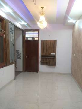 top floor 2 bhk with parking 23 lacs