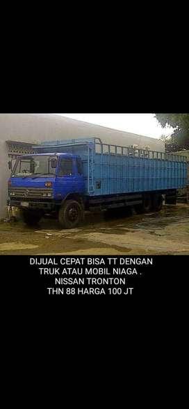 TRUK NISSAN TRONTON