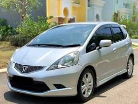 Mobil Honda Jazz Rs A/T 2009 pajak sangat panjang Low KM Full Originl