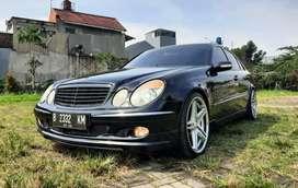 Mercedes Benz E280 7G Tronic 2007 / Mercy W211