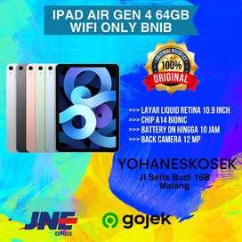 IPAD AIR GEN 4 64GB WIFI ONLY NEW BNIB