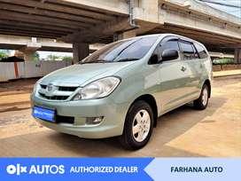 [OLXAutos] Toyota Kijang Innova 2006 2.0 G Manual Bensin #Farhana Auto