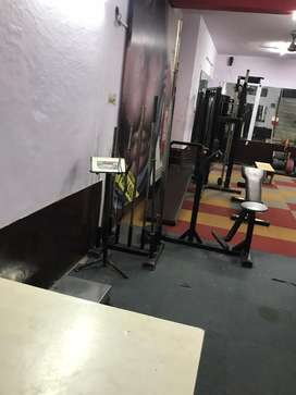 4years old gym