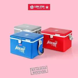 Cooler Box Tas Pendingin Kotak Es 5.5L