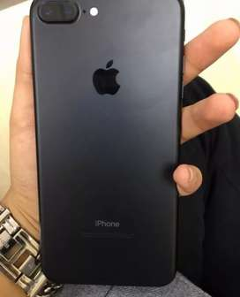 Iphone 7 plus new condition