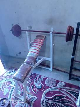 3 in 1 iron adjustable bench