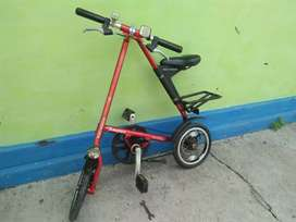 Sepeda FONGRES . sepeda antik