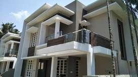 Cheranelloor gated villa for sale 4.200cent 2100sqft 4bhk