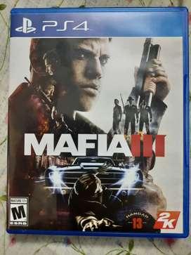 MAFIA III for playstation 4