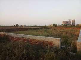 Back side Jalandhar heights flat 19 Marla's plot in just 30 lac
