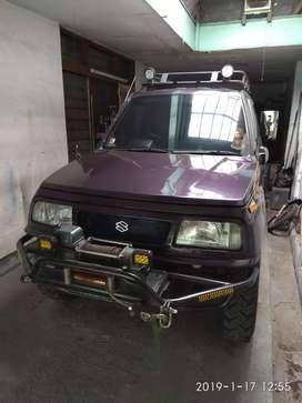 Suzuki sidekick CBU, thn 1996,4wd
