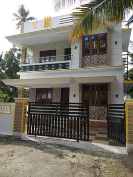 4 bhk 1500 sqft new build house at edapally near varapuzha