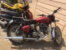 Royal enfield in good condition old engine