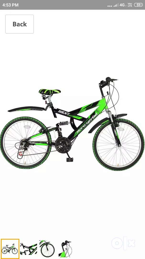 Brand new sports cycle 1 years 0