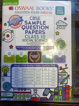 Sample paper of class 10th