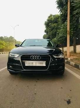 Audi A4, 2013, Diesel