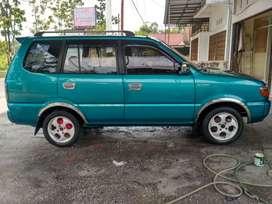Dijual Toyota Kijang SGX Original Mulus tahun 97 bisa nego