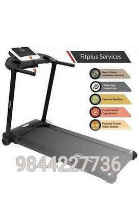 Treadmill new