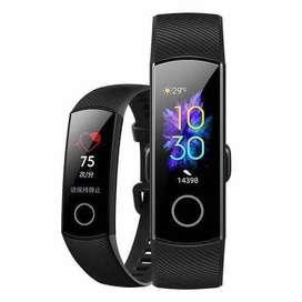 ORIGINAL Smartband HUAWEI HONOR BAND 5 Terbaru Bagus Banget ORI 100%