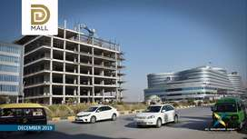 D Mall by developers of Giga Mall
