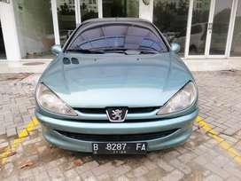 Peugeot 206 1.4 tahun 2002