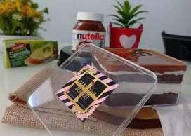 Nutella Lava Dessert Box