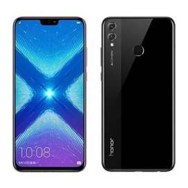 Honor 8x 4gb ram 128gb