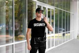 Security guard requirments