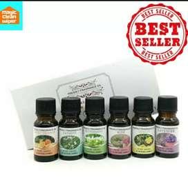 Essential Aroma Oil Terapi 6 in 1