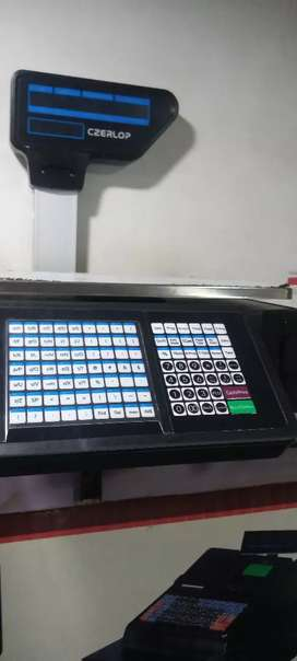 Barcode Scale 30 Kg Weight Maximum With WiFi
