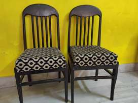 six dining Chairs