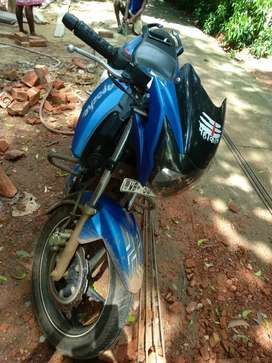 My bike is good condition.no running dily
