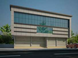 8500 sqrft New building for sale near nual's law college kalamassery