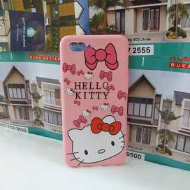 Softcase Simple Oppo A83 case Super cantik