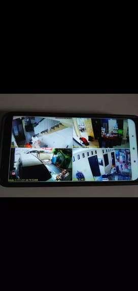 Jual cctv online murah hikvision geratis pemasangan harga bagus