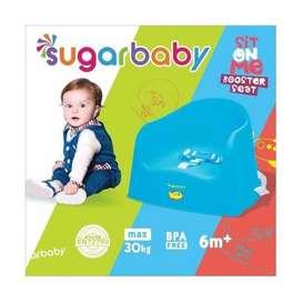 Sugar Baby Sit On Me Booster Seat Aeroplane Kursi Makan Bayi [6m+]
