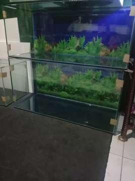 Aquarium baru 100x40x40