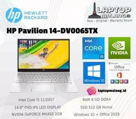 Kredit laptop HP PAVILION