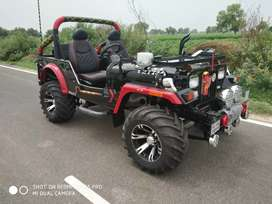 Open Willy jeeps