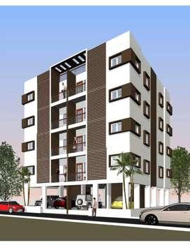 1bhk flat 14.5 lakh