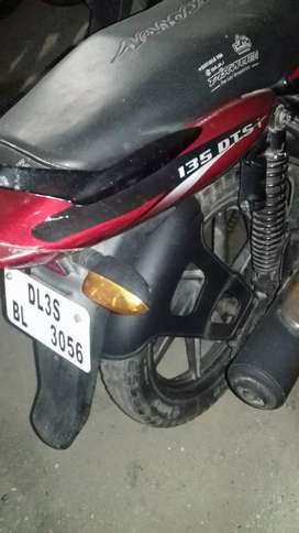 Discover 135 dtsi good condition Bike