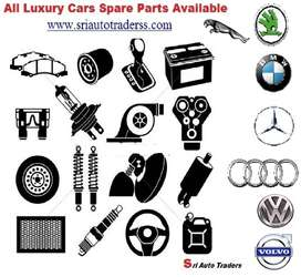 """All luxury cars original spares Parts Used &New Available"""
