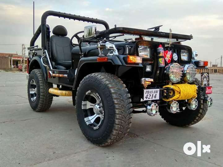 . Full modified Jeep ready your booking to All 0