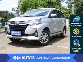 [OLX Autos] Daihatsu Xenia 1.3 X M/T 2019 Silver