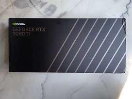 RTX 3080Ti Sealed