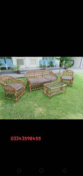5seaters sofa with table