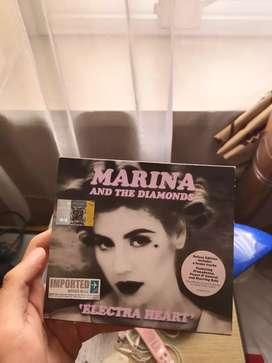 CD IMPORT MARINA AND THE DIAMONDS ELECTRA HEART