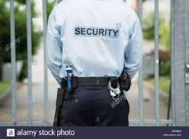 SECURITY GUARD FOR HDFC BANK