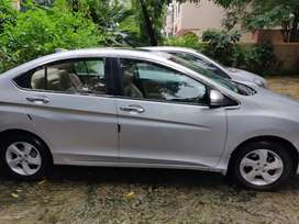 Top condition honda city with sunroof
