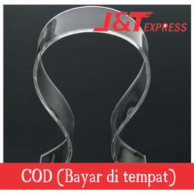 LEEGOAL Stand Holder Display Headphone Headset Acrylic - DA1502
